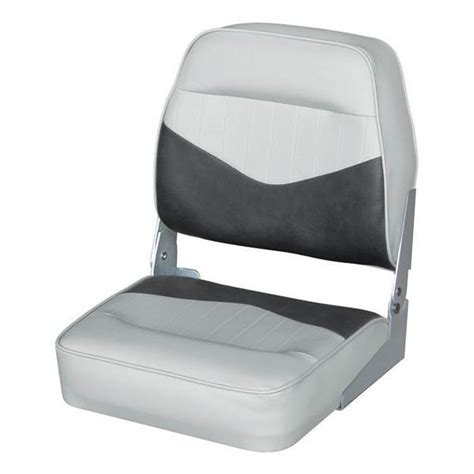 small back to back boat seats wise low back boat seat