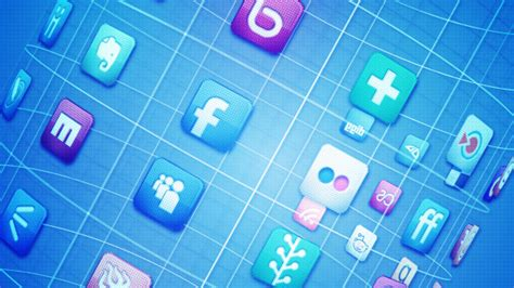 Social Media Network After Effects Template Videohive 3014479 After Effects Project Files Social Network Adobe After Effects Template Free