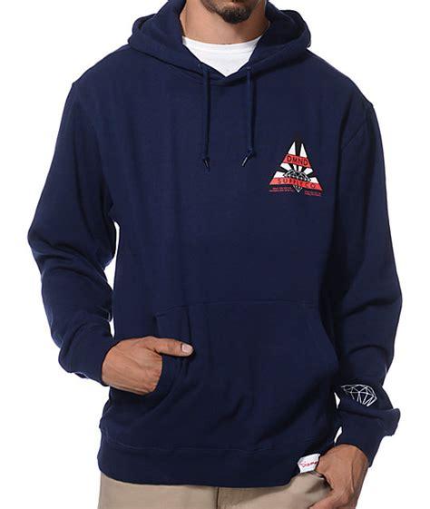 Eternal Hoodie supply co eternal navy pullover hoodie zumiez