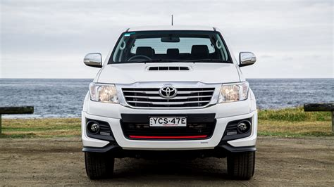 Toyota Hilux 2015 2015 Toyota Hilux Redesign 2018 Cars Reviews