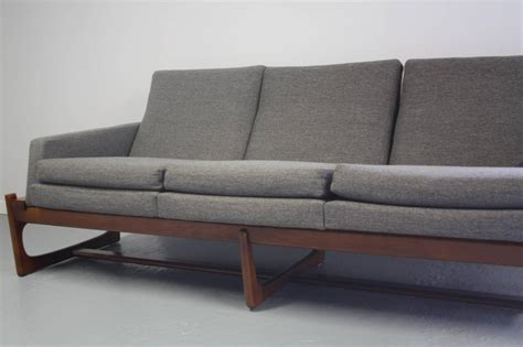 60s couch danish modern mid century retro vintage 60s 70s couch sofa