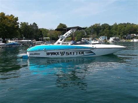 used malibu boats for sale richland mi 2013 malibu wakesetter 22 mxz richland mi for sale 49083