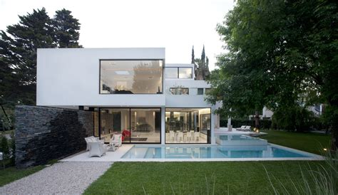 carrara marble house in argentina idesignarch interior