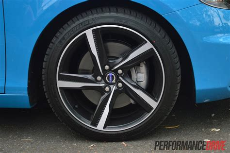 volvo v40 rims 2013 volvo v40 t5 r design 18in alloy wheels