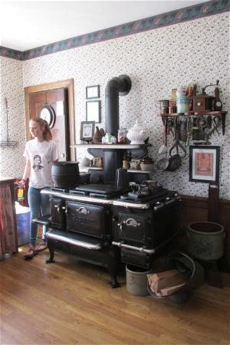 lizzie borden lizzie in the kitchen a part of history in fall river ma picture of lizzie