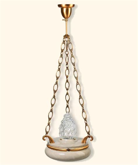illuminazione votiva lade votive con catena illuminazione votiva votive