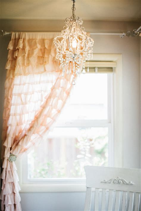Shabby Chic Nursery Curtains Shabby Chic Nursery Design Ideas 100 Layer Cakelet