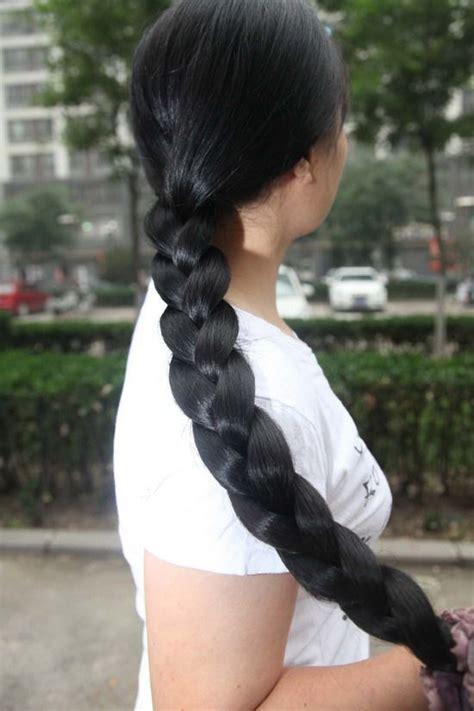 braiding thick hair pinterest the world s catalog of ideas