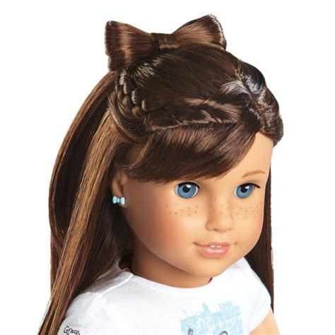 hairstyles for american girl doll videos 1000 images about ag salon on pinterest american girl