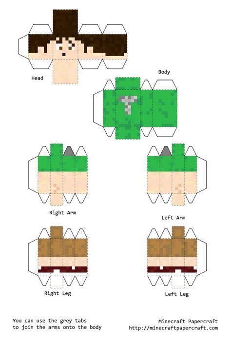 Papercraft Designs - papercraft tobuscus toby turner