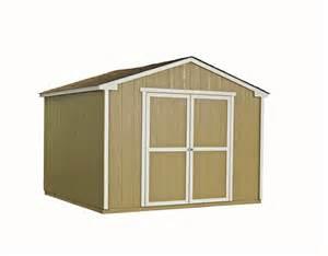 Handy home princeton 10 215 10 shed