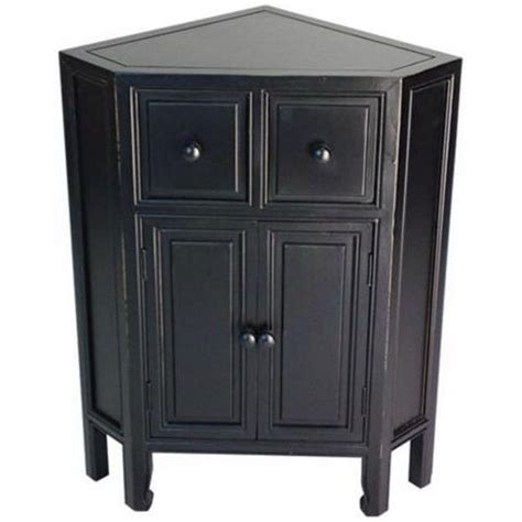 Black Corner Storage Cabinet Kitchen Cabinets Black Corner Cabinet For Kitchen