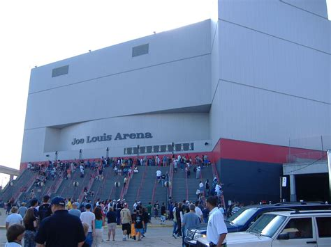 Joe Louis Box Office by Ilitches Won T Renew Joe Louis Arena Lease