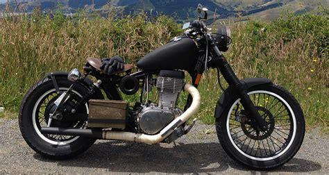 Suzuki Savage Chopper 1988 Suzuki Savage Bobber