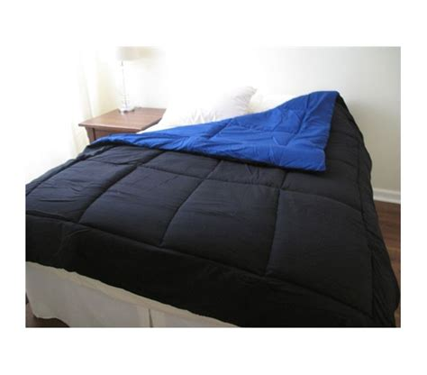 twin xl black comforter black blue reversible college comforter twin xl twin