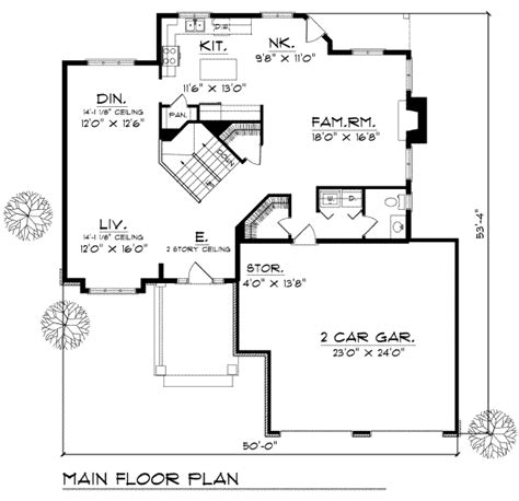 traditional home plan with 2880 square feet and 4 bedrooms from dream home source house plan traditional style house plan 3 beds 2 50 baths 2262 sq