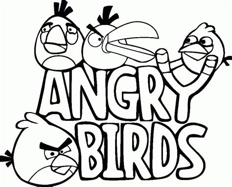 Angry Birds Star Wars Printable Coloring Pages Coloring Book Coloring Home Angry Birds Wars Coloring Pages Printable