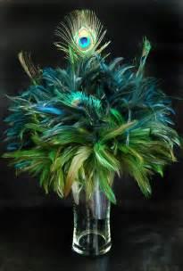 peacock centerpieces peacock decorating ideas house experience
