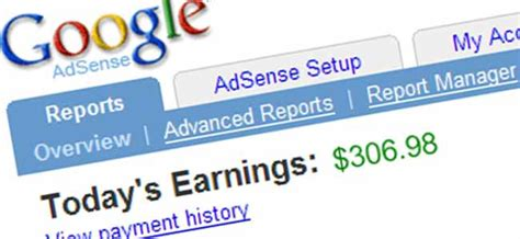adsense youtube pay per view create google adsense blog earning at least 10 per day