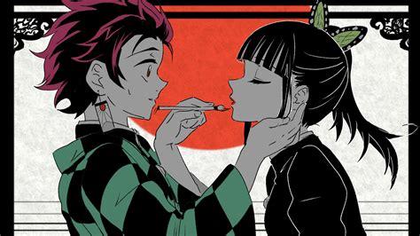 demon slayer tanjirou kamado makeup kanao tsuyuri face hd