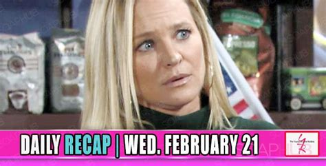 yr recap one night the young and the restless recaps the young and the restless yr recap sharon s life is in