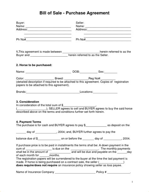 Marine Purchase And Sale Agreement Useful Boat Purchase Agreement Pay Stub Template Zi 81772 Boat Purchase Contract Template