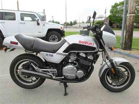 Suzuki Gs750e The Quest 1983 Suzuki Gs750e Classic Motorcycle Touring