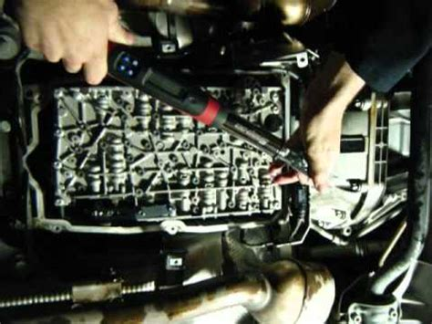 mercedes benz transmission control module replacement