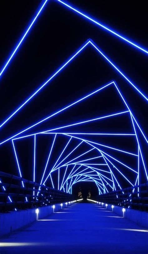Ia Lighting by The Design Of This Iowa Bridge Is Mind Blowingly Cool