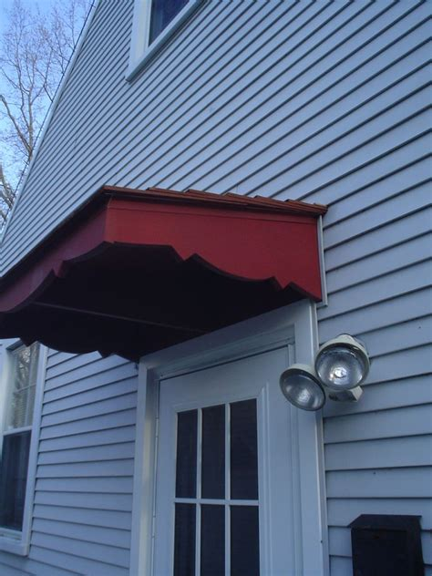 Wood Door Awning by Wooden Awnings Door Patio Porch Home Awnings Custom Wood