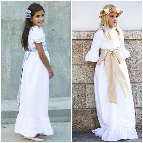 spaxi 211 n el corte ingl 233 s de avenida francia valencia vestidos de comuni n el rinc n de anatxu vestidos de