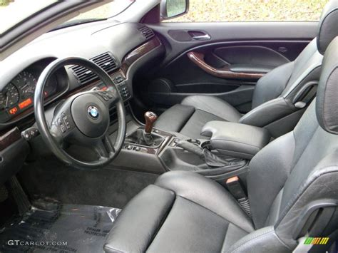 2004 Bmw 325i Interior by Black Interior 2004 Bmw 3 Series 325i Coupe Photo