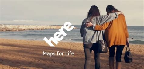 here maps for life nokia s here maps are now available for ios devices
