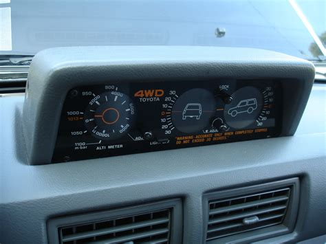 Jeep Inclinometer I Ve Always Liked Regular Vehicles With Factory