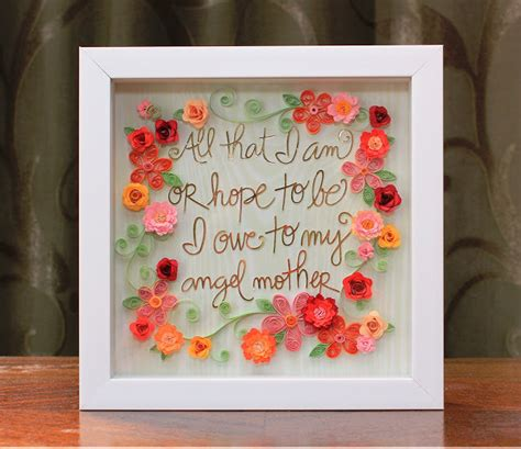 photo craft projects quilled picture frame ideas craft gift ideas