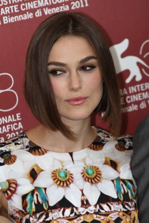 hair styles for with square faces 70 keira knightley bob hairstyle