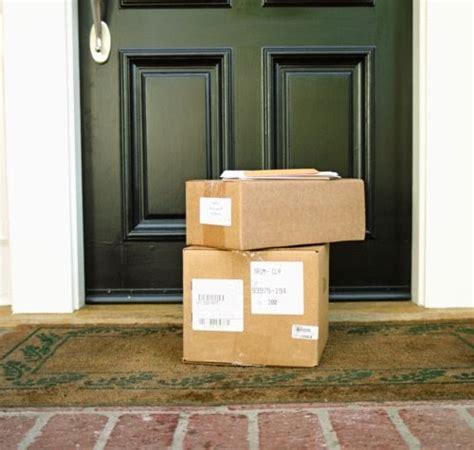 Uptown Update The Downside Of Cyber Monday Fedex Left At Front Door