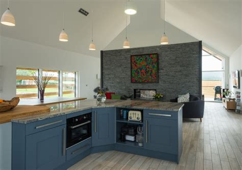 marine blue kitchen cabinets quicua