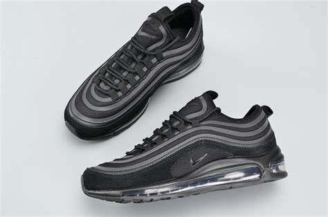 nike air max 97 ul ultra 17 se black running shoes