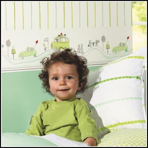 kinderzimmer bordure grun bord 252 re kinderzimmer gr 252 n kinderzimme house und dekor