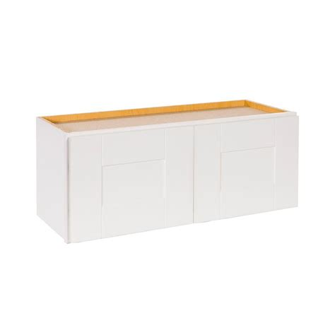 hton bay white cabinets shaker wall bridge cabi floors doors interior design