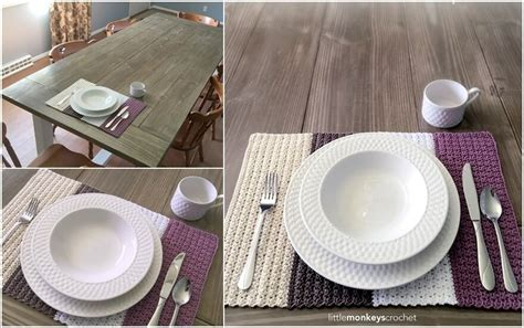 placemats for dining table 10 wonderful diy placemat ideas for your dining table