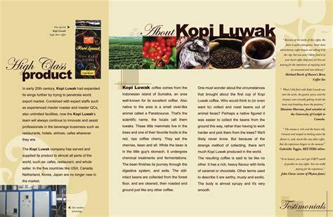 Coffee Luwak Indonesia kopi luwak coffee products indonesia kopi luwak coffee