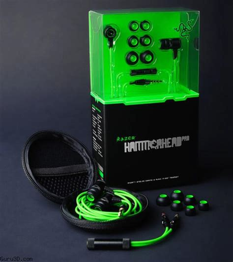 Headset Razer Hammerhead razer hammerhead in ear headset ships soon