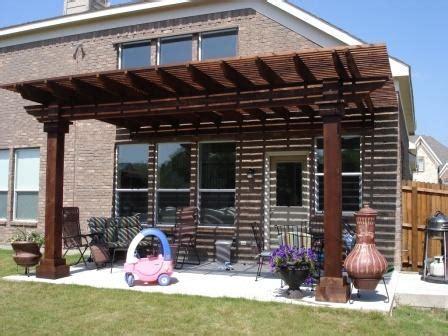 nice Covered Outdoor Living Spaces #3: 8b6c21da20529fbc67e22642e7bdf673--concrete-slab-arbors.jpg
