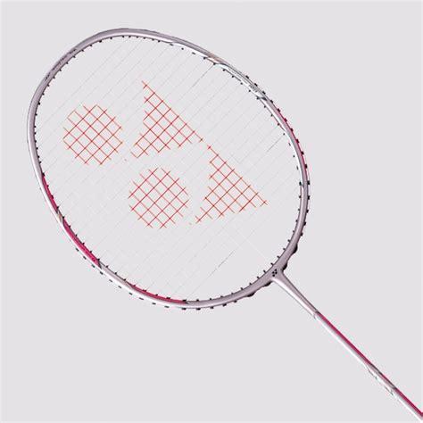 Kaos Badminton Yonex 65 Merah Pink yonex duora 6 shine pink duo6 4ug5 badminton racket