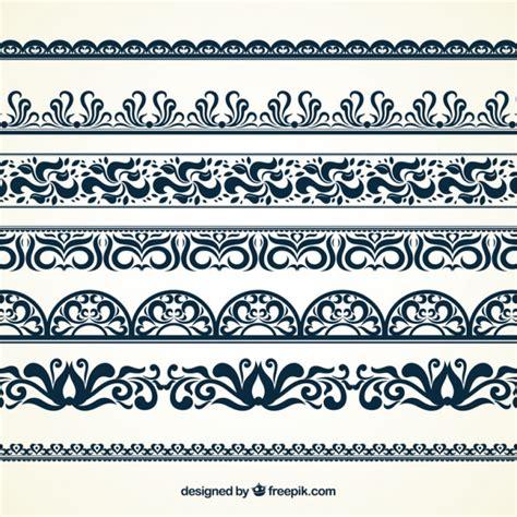 free download borderlayout ornamental borders vector free download