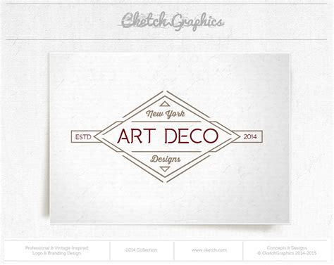 free deco templates deco designs logo template cketch