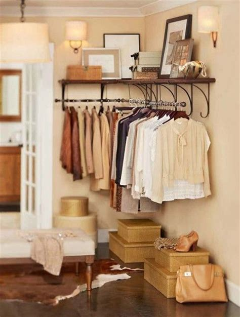 25 best ideas about no closet solutions on no