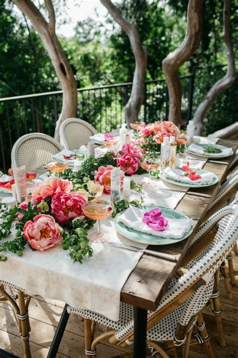 garden themed table decorations garden decorations ideas how you your festival of